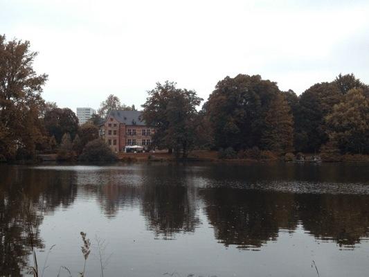Herbstbilder Schloss Reinbek