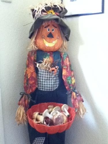 Halloween Herbstdekoration